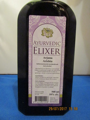 ARJUNA ARISHTA 500ml