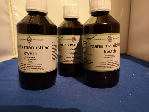 MAHA MANJISTHADI KWATH 250ml